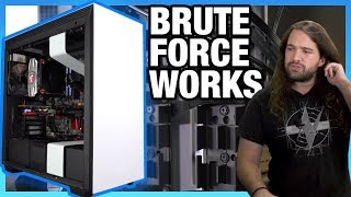 NZXT H710 Case Review: Brute Force Airflow Kind of Works