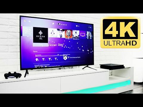 ПЕРВЫЙ УКРАИНСКИЙ 4К Smart TV за 500$ Наш ответ Xiaomi TV!
