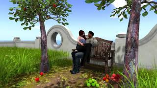 The Apple Orchard Two Moon Gardens Second Life