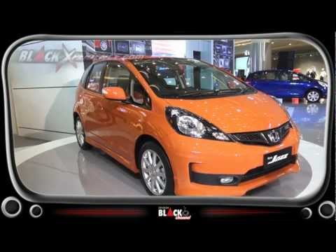New Honda Jazz Type RS Kini Tampil Semakin Sporty