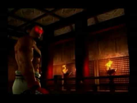 Tekken 4: Kazuya Prologue and Epilogue
