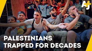 Video: Life of a young, jobless Palestinian in Shatila, Lebanon - AJ+
