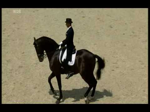 Steffen Peters Ravel - Grand Prix Kür Aachen 2009