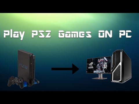 How To Play PS2 Games on PC | PCSX2 Emulator Install Tutorial
