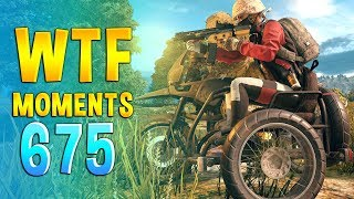 PUBG WTF Funny Daily Moments Highlights Ep 675