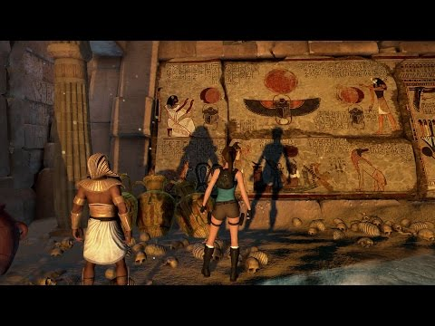 Lara Croft and The Temple of Osiris Trailer (PS4/Xbox One)