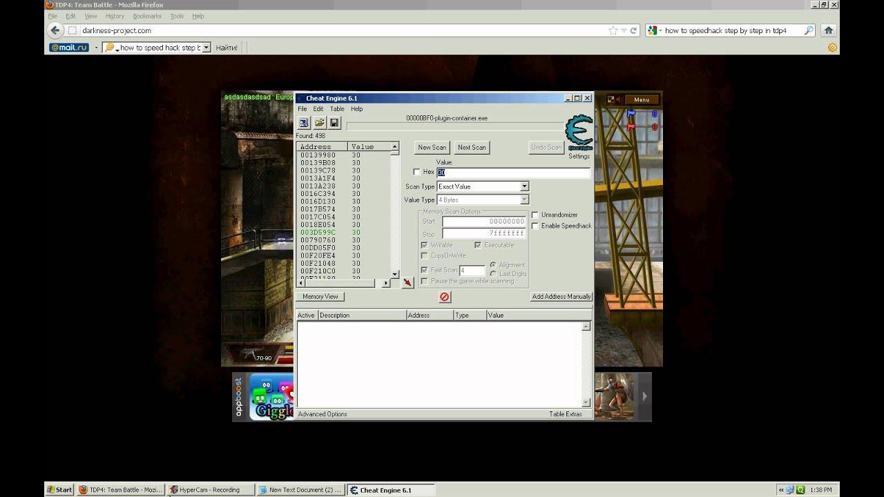Скачать Программу Cheat Engine 6.1 На Андроид
