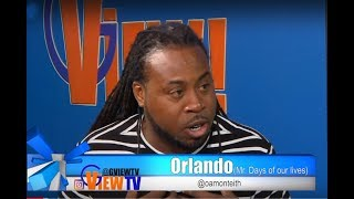 Orlando Mr Days of our Lives (The Must see Interview)