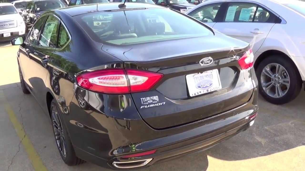 2013 Ford Fusion Se 2 0t Ecoboost Interior Amp Exterior Tour
