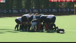 2016 Men Hockey World League Round 1 Antalya (AUSTRİA- QATAR)