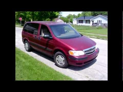 2001 Chevrolet Chevy Venture 3400 GM Engine 3.4 Liter Dual Sliding Doors