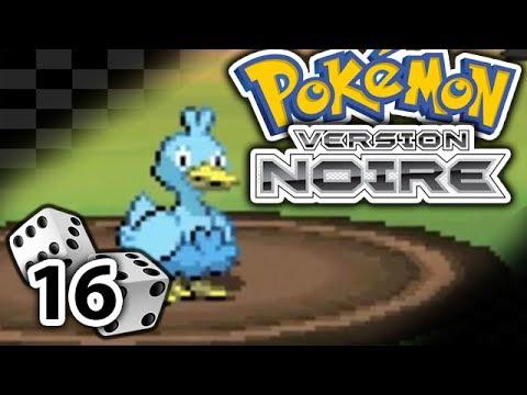 Pokemon noir cs force