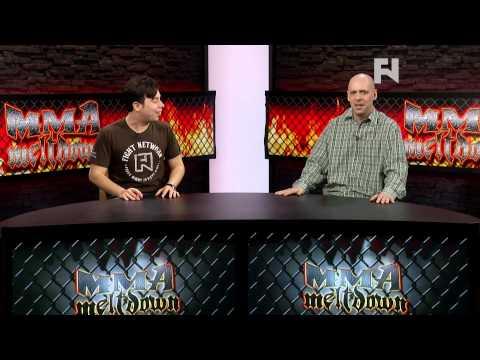 MMA Meltdown with Gabriel Morency  Heavyweight fighter Sean McCorkle  Corey Erdman