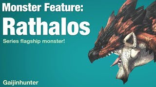 Monster Feature: Rathalos