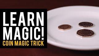 Beginners Magic Trick Tutorial! Making Money Appear!
