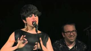 گلنار خواننده جاز ازاد و ترانه عشقبازی