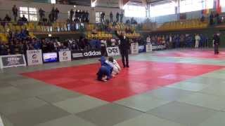 DEM u21 2014 - Der Armhebel - The Armbar - Flying Juji Gatame