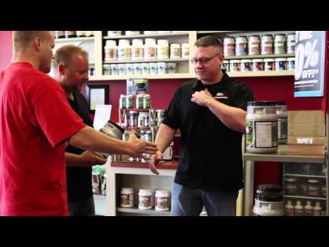 Nutrition Papillion NE, Max Muscle Video Demo Reel by Next Move Marketing