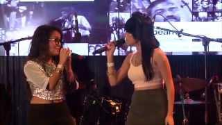 Neha And Sonu Kakkar Ne Dikhaya Jalwa With London Thumakda At Mt20jubilee
