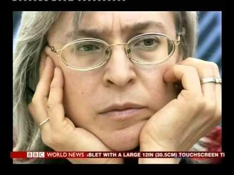 Five convicted over Politkovskaya murder