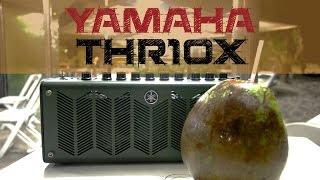 Yamaha THR10X Demo (in the mix)