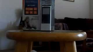 Review of the Olympus VN-722PC Digital Voice Recorder