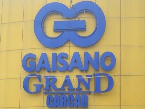 Carcar City, Cebu, Gaisano Grand Mall (Philippines part 2)