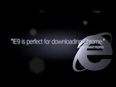 Internet Explorer 9 Commercial (Google Chrome Version)