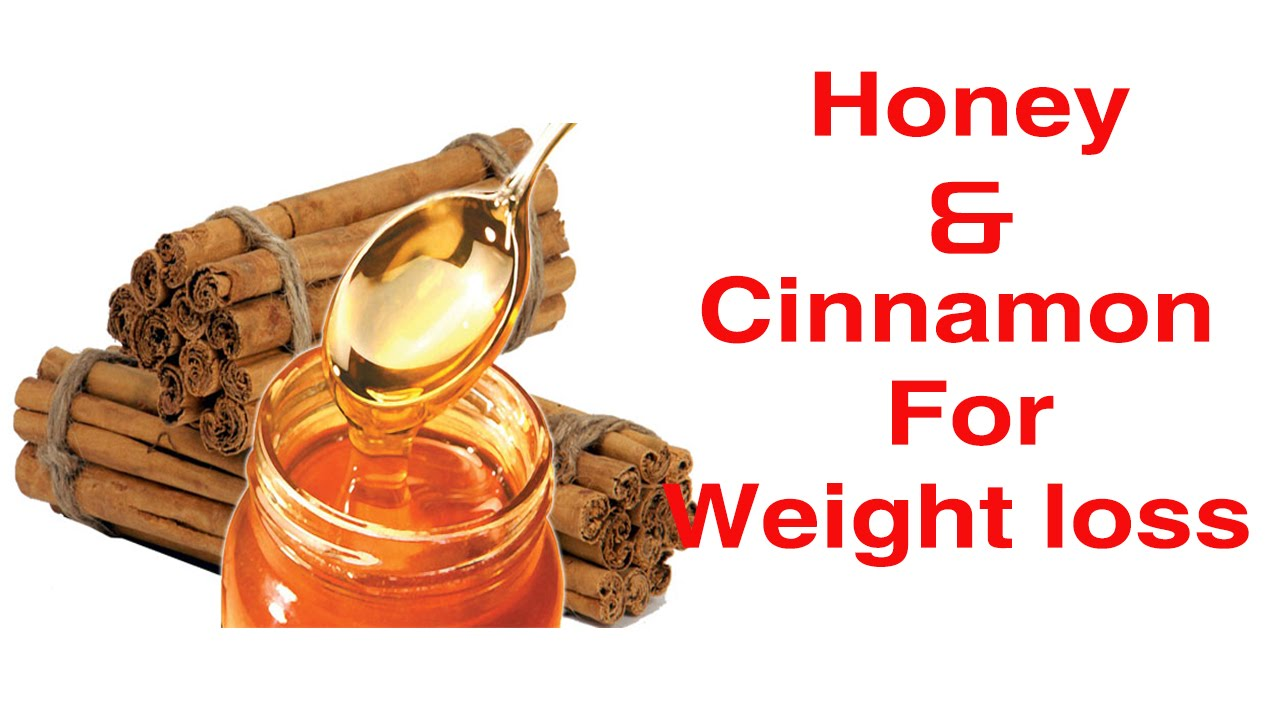 How To Use Honey And Cinnamon For Weight Loss - YouTube
