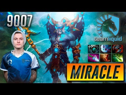 Miracle Phantom Lancer MID with W33 | 9007 MMR Dota 2