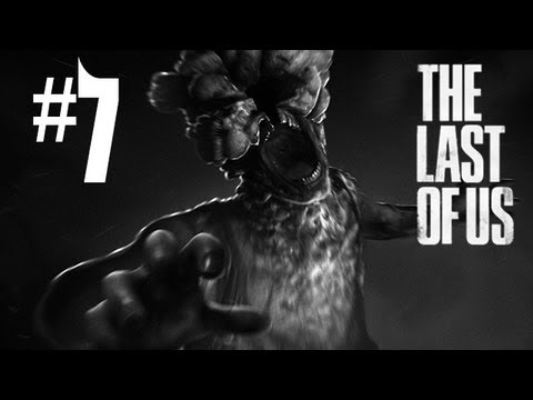 The Last of Us Gameplay Walkthrough - Part 7 - EERIE MUSEUM!! (PS3 Gameplay HD)