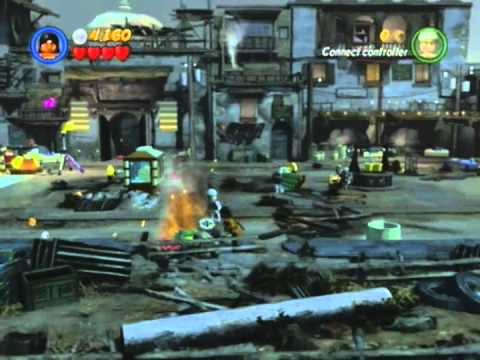 Let's Play LEGO Indiana Jones 2 #32: Making Up For Lost Treasure