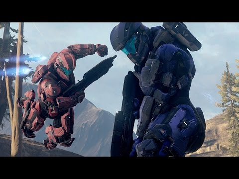 Halo 5: Guardians 'Orion' Map Gameplay