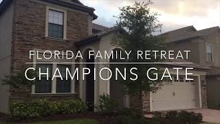 Florida Family Retreat | Champions Gate