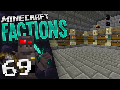Minecraft Factions Episode 69: End Raid