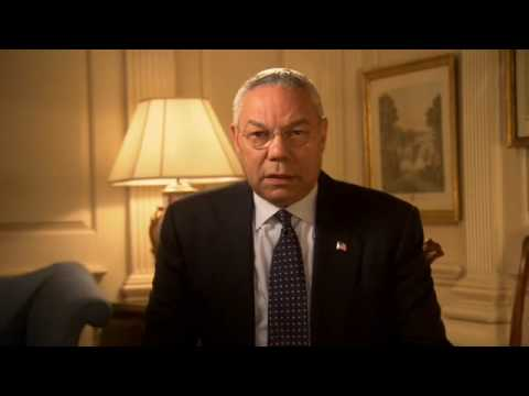 For Love of Liberty - Introduction with Halle Berry & Colin Powell