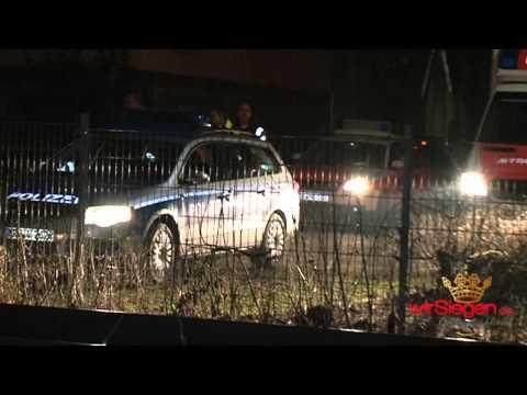 Glück gehabt: Beinahe Unfall auf Bahngleisen