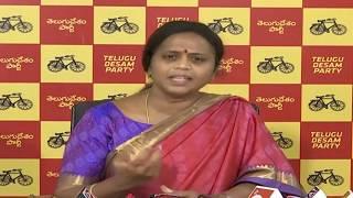 Panchumarti Anuradha Pressmeet at Vijayawada