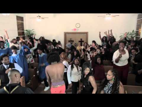 Emmanuel & Phiilip Hudson -Harlem Shake In Church Ft. Trinidad James