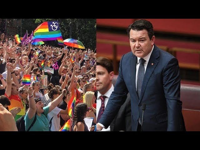 Same-sex marriage: Australia votes YES
