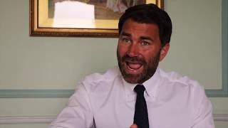 'VERY DISAPPOINTING' -EDDIE HEARN REACTS TO JARRELL MILLER FAILED DRUG TEST & POTENTIAL AJ OPPONENTS