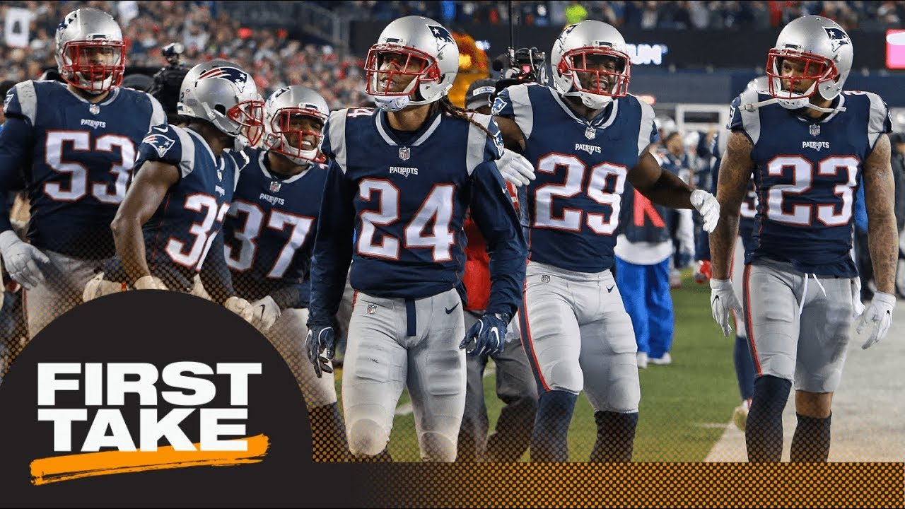 First Take on what Eagles have to do to beat Patriots and win Super Bowl | First Take | ESPN