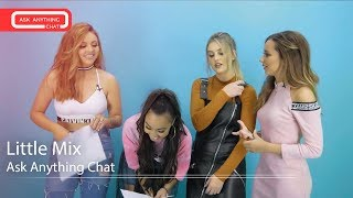 Little Mix MRL Ask Anything Chat w/ Romeo (Full Version)