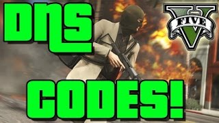 Gta 5 Online Insane Dns Codes Unlimited Money/Rp and Snow [All Consoles] 2015