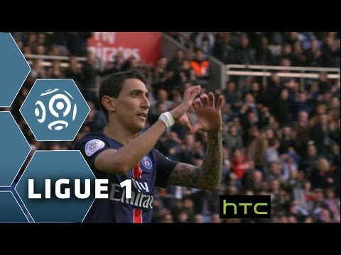 Goal Angel DI MARIA (52') / Paris Saint-Germain - SM Caen (6-0)/ 2015-16