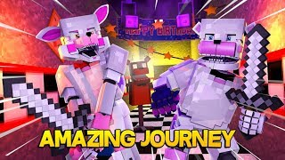Minecraft fnaf:  Funtime Foxys Amazing Quest (Minecraft Roleplay)