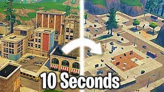 *NEW BUG* HOW TO DESTROY TILTED TOWERS IN 10 SECONDS 🔥 BEST OF FORTNITE #55