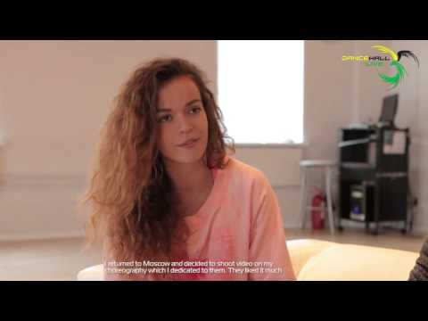 DANCEHALL LIVE #9 Season 2. Interview with Katerina Troitskaya Dance Studio D Fusion review