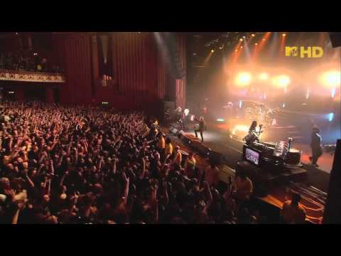 Slipknot - Live London 2008 (MTV Worldstage) [720p]