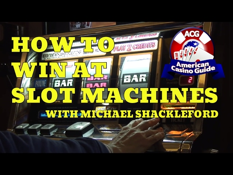 How to win at slot machines - Interview with gambling expert Michael